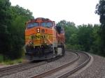 BNSF C44-9W 5107