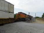 BNSF C44-9W 4172