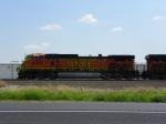 BNSF C44-9W 4360