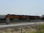 BNSF C44-9W 5398