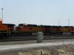 BNSF C44-9W 4122
