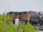 BNSF C44-9Ws 4332 & 4471