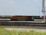 BNSF C44-9W 5372