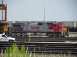 BNSF C44-9W 4713