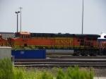 BNSF ES44DC 7697