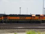 BNSF SD40-2 6952