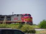 BNSF C44-9W 705