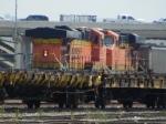 BNSF ES44ACs 5874 & 5947
