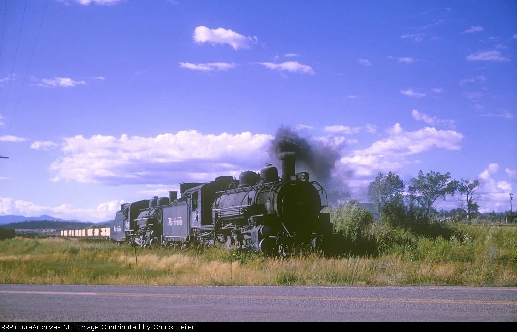 D&RGW K-37 492