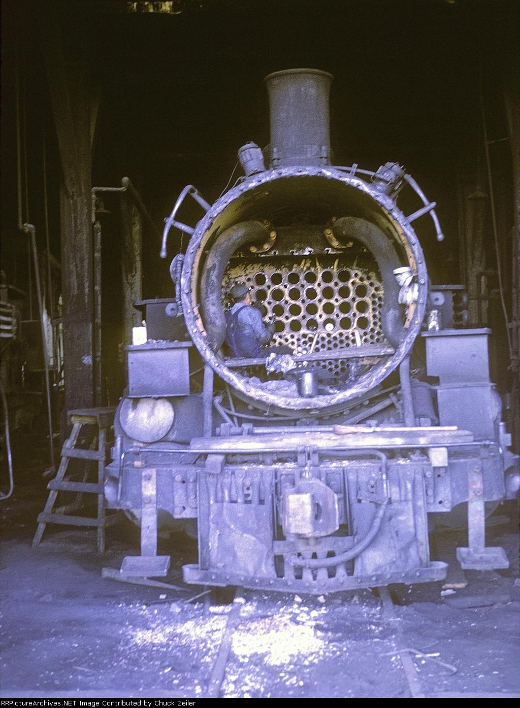 D&RGW 2-8-2 Class K-37 498