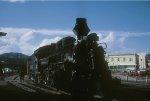 D&RGW 2-8-2 Class K-28 476