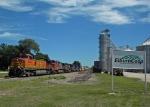 BNSF 4746 West