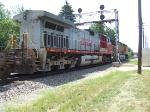 BNSF 709