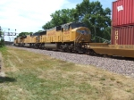 UP 4276 and 4705