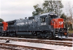 Southern Pacific #8036