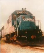 Conrail #6760