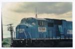 (Ex- Conrail) NS #6744
