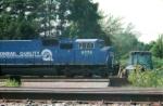 (Ex- Conrail) NS #6772