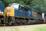 CSX 4511 on Q650