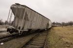 Soggy ground derail