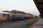 CSXT Ethanol Train
