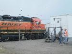 BNSF 2840