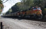 BNSF 4415 & 6696