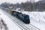 Conrail with Southern Pacific