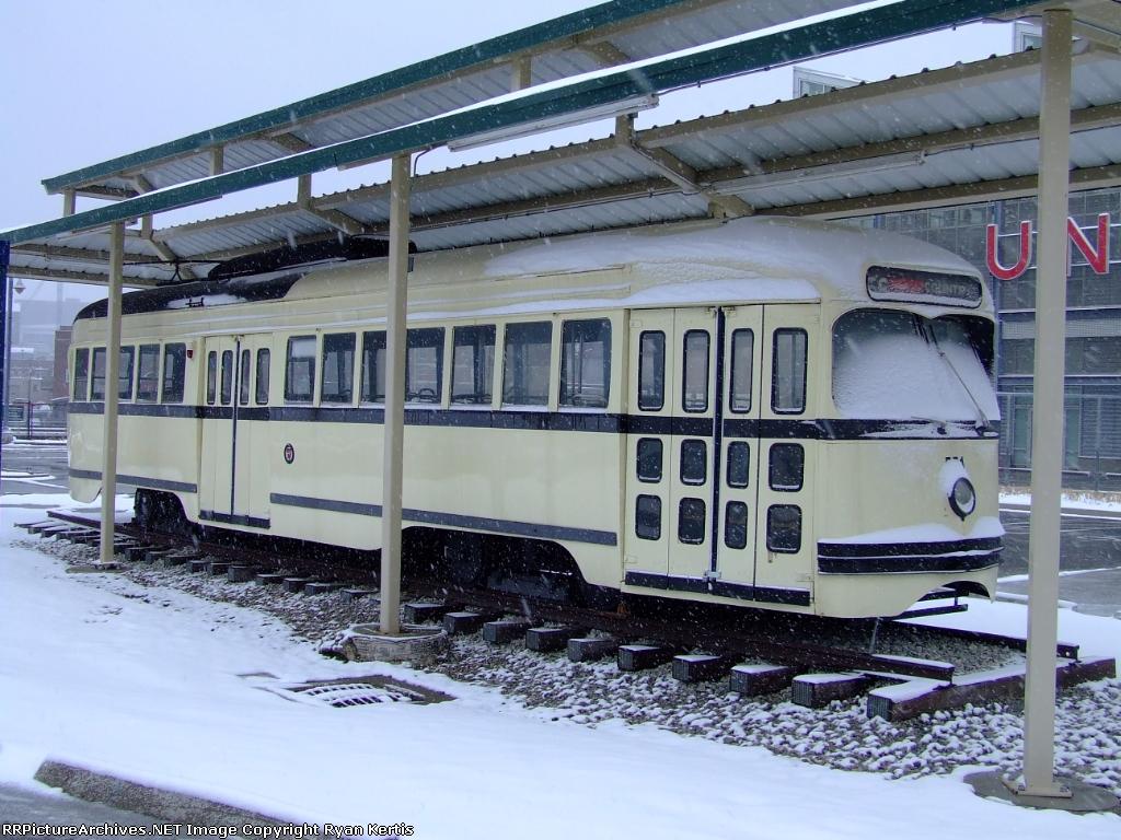 Kansas City Public Service PCC 551