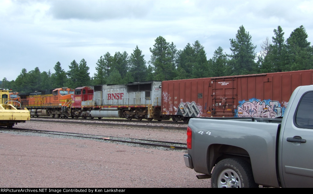 BNSF 8299