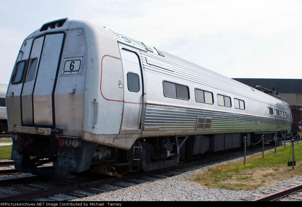 The last pure Metroliner