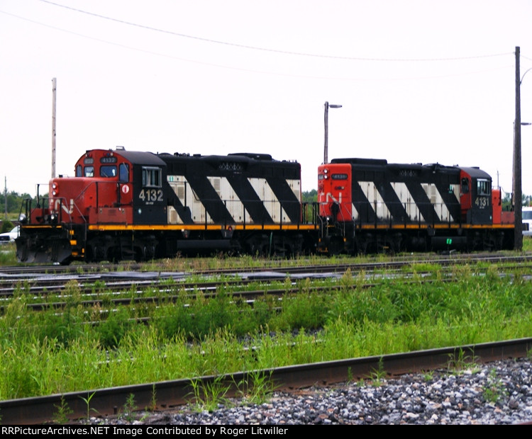 CN 4132 and CN 4131