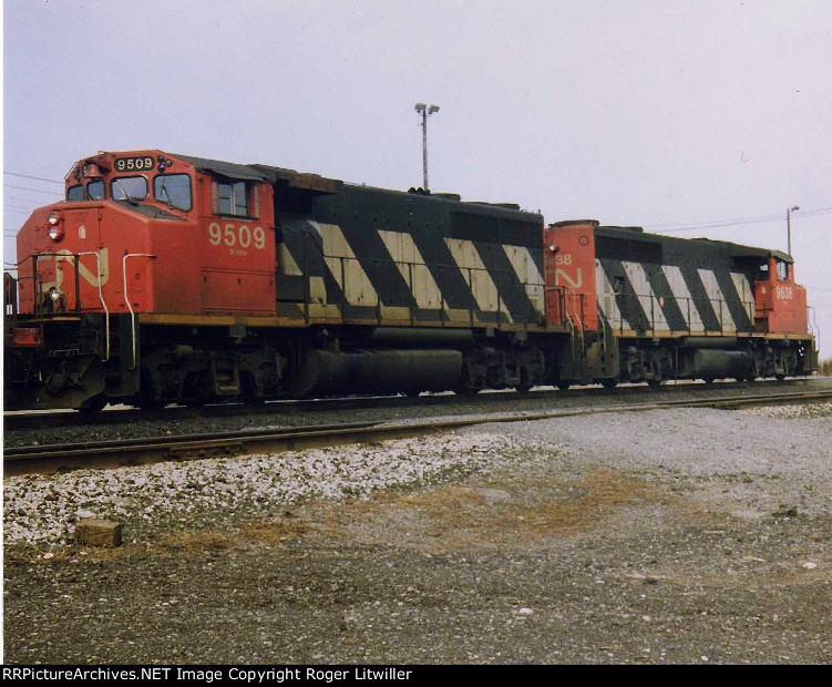 CN 9509 and CN 9638