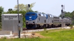 P240 Amtrak/FEC Inspection Train