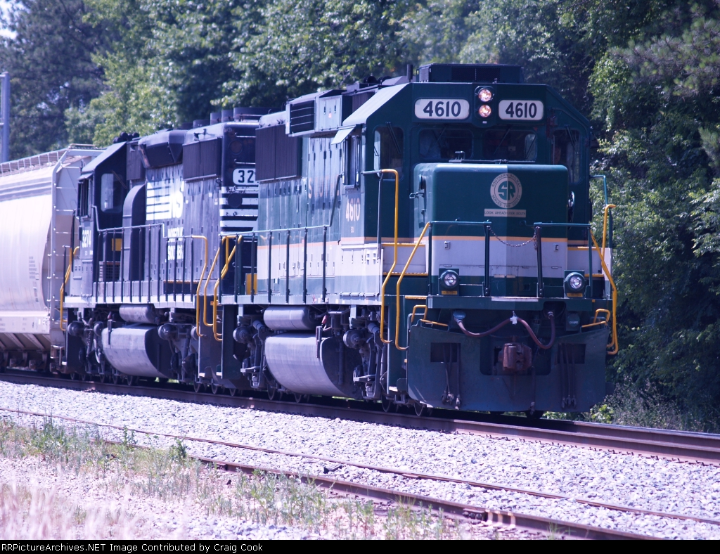NS 4610 working