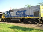 CSX 1550 another GP15-1
