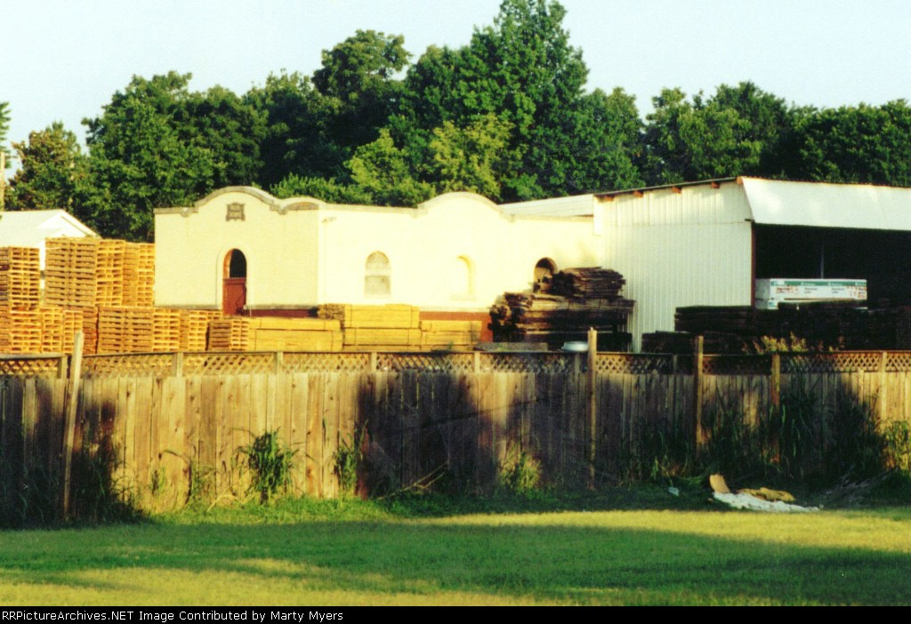 Rock Island Freight House July 3, 1998