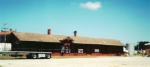ATSF Depot July 4, 1998 Side View