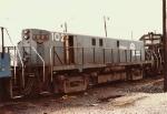 Conrail slug 1021