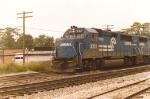 Conrail TV5 trailer train