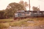 Conrail GP40-2 3366