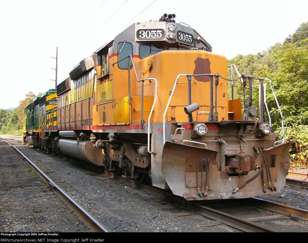 RBMN SD40-2 #3055