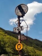 R&N Lehigh Division Milepost 125.1 (Signal 1251W)