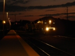 UP 8100 in the Night