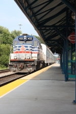 V05 Leading Train 329