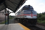 V35 end of VRE train 331