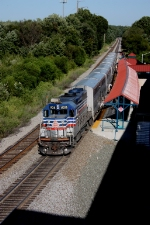 VRE Train 329