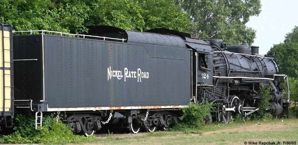 NKP 2-8-2 624