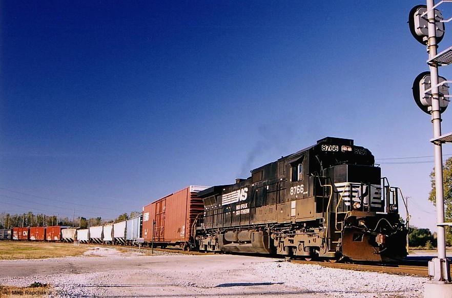 NS C40-9 8766