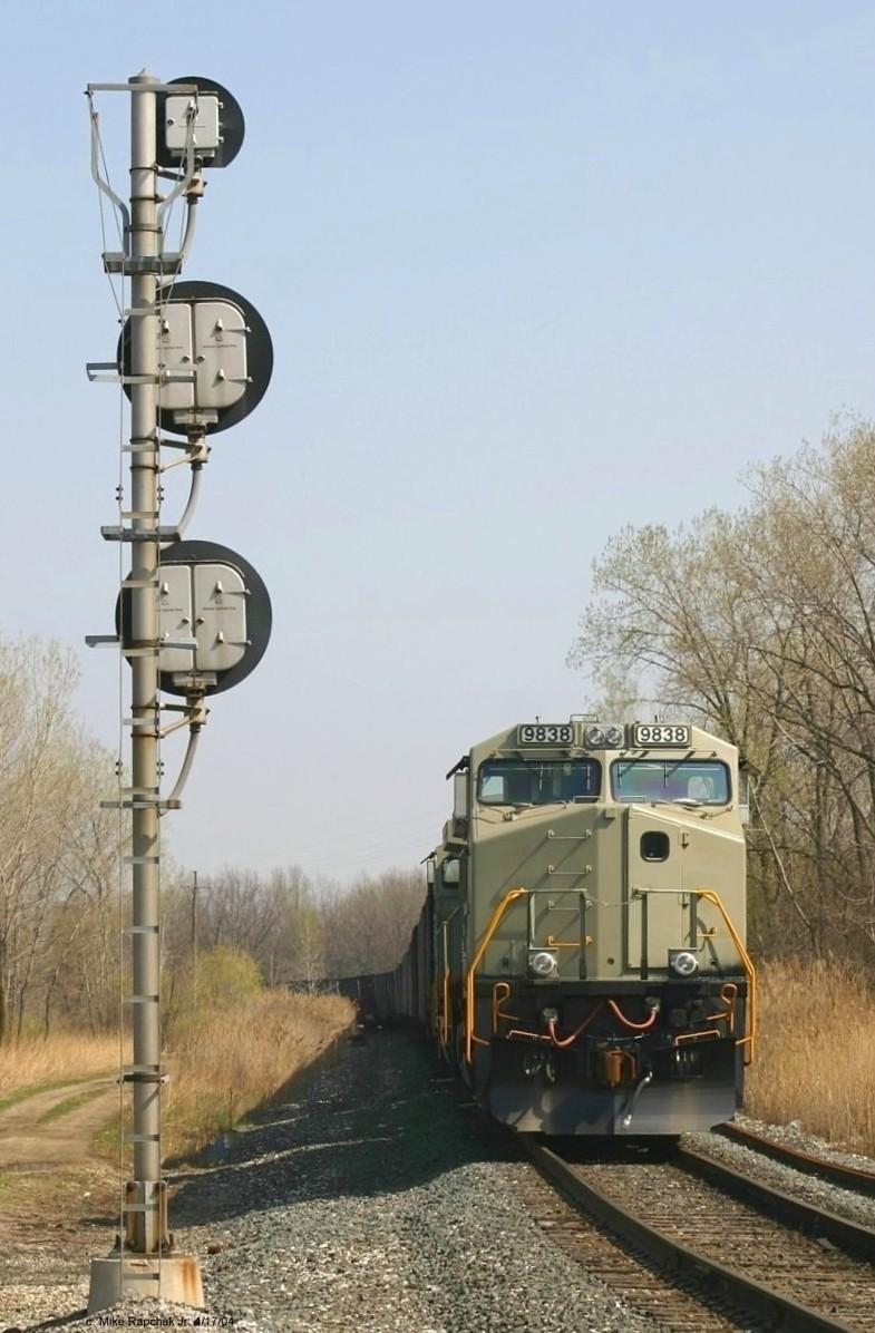 NS CW40-9 9838